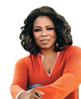 Famous people analyzed Oprah Winfrey